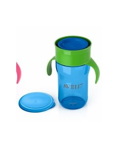 Philips AVENT Grown Up Cup 18 m+ - blå