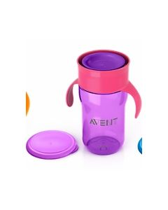 Philips AVENT Grown Up Cup 18 m+ - lilla