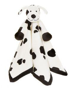 Teddykompaniet Diinglisar LE sutteklut 35 x 35 cm - dalmatiner