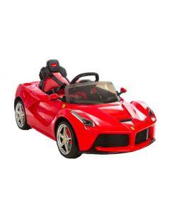 Ferrari 12V - LaFerrari med fjernstyring - rød