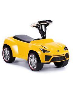 Lamborghini Urus gåbil - med skinnsete