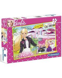Clementoni Barbie puslespill - 180 brikker