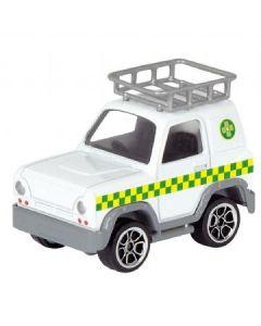 Brannmann Sam diecast ambulanse - Vet 4X4