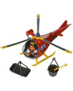 Brannmann Sam helikopter med pilot