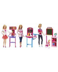 Barbie I Can Be karrieredukke i lekesett - Assortert