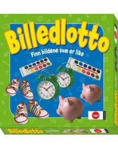 Billed lotto