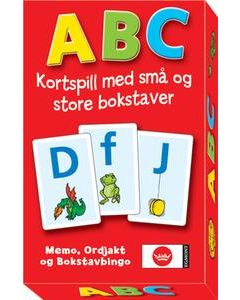 Kortspill, ABC