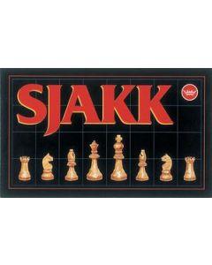 Sjakk med trebrikker