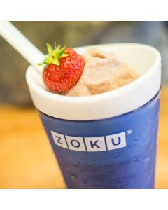 Zoku Slush Shake Maker Blå