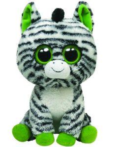 Ty Zig Zag zebra regular - 15 cm