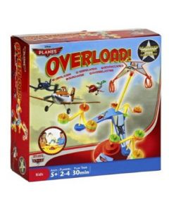 Disney Planes overload spill
