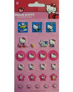Hello Kitty klistremerker - 22stk.