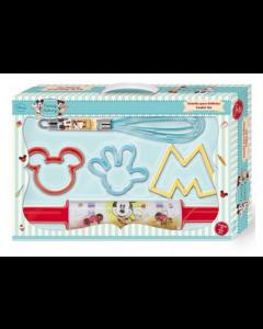 Disney Mickey Mouse & Minnie Mouse bakesett