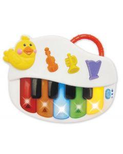 Keyboard sing n' play - 12 mnd+