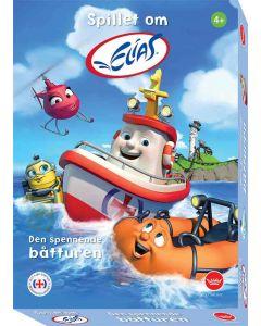 Damm Spillet om Elias - den spennende båtturen