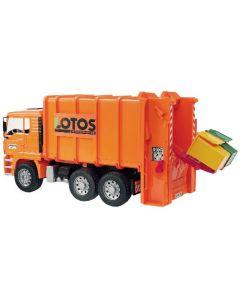 Bruder MAN TGA Rear søppelbil - 02762