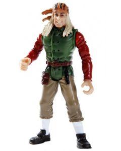 Kaptein Sabeltann Benjamin figur - 11 cm