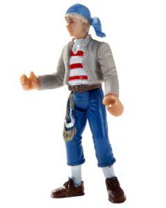Kaptein Sabeltann Pinky figur