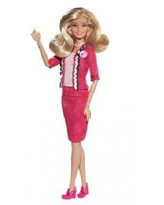 Barbie Presidentdukke