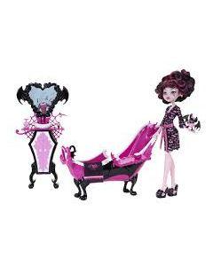 Monster High Baderom med dukke