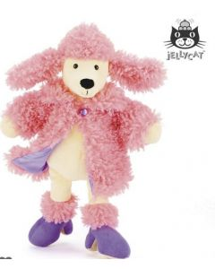 Jellycat furcoat puddel - 31 cm