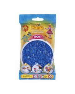 Hama Midi 1000 perler Kongeblå