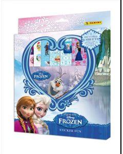 Disney Frozen Klistremerker - 6 ark med klistremerker