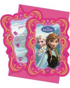 Disney Frozen Invitasjoner