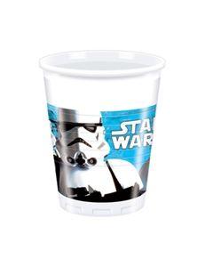 Star Wars Plastkrus  - 2 dl