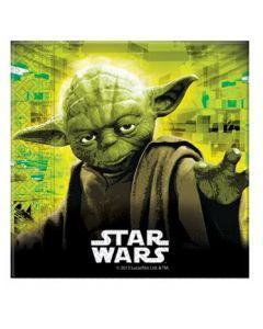 Star Wars Servietter - 33 x 33 cm
