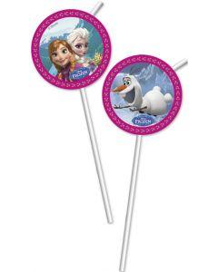 Disney Frozen sugerør