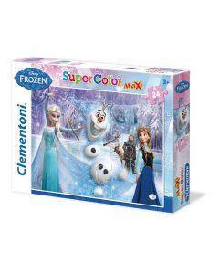 Clementoni Disney Frozen puslespill - 24 brikker