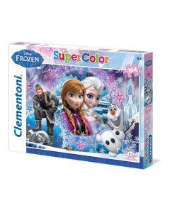 Clementoni Disney Frozen puslespill - 104 brikker