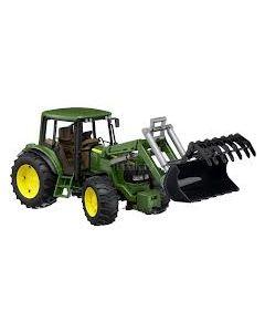 Bruder 02052 John Deere 6920 traktor med skuffe
