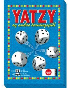Damm Yatzy og andre terningspill