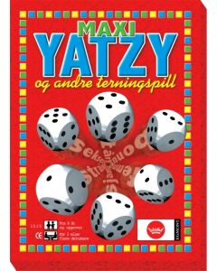 Maxi Yatzy og andre terningspill