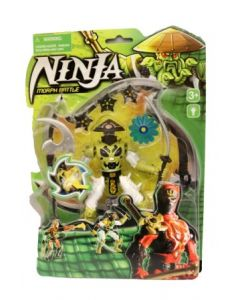 Ninja Morph Battle - White Wave