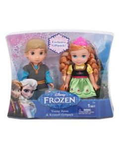 Disney Frozen Petite Anna og Kristoff