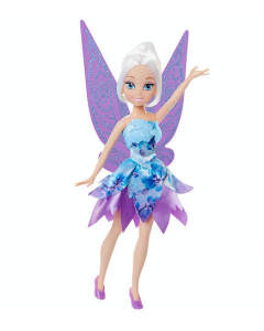 Disney Fairies Pixie Print Periwinkle dukke - 23cm