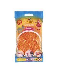 Hama Midi 1000 perler lys oransje