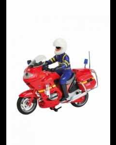 SOS motorsykkel 20cm - brann
