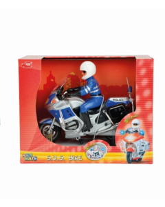 SOS motorsykkel 20cm - politi