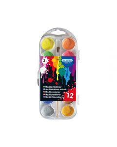 Kärnan Malekatt metallic - 12 farger