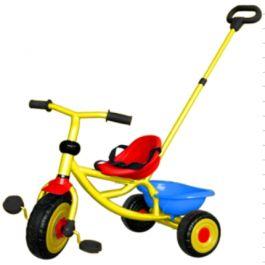 trehjulssykkel med stang