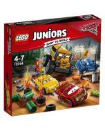 LEGO Juniors Crazy 8-løp i Thunder Hollow 10744