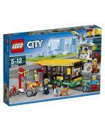 LEGO City Town Busstasjon 60154