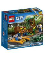 LEGO City Jungle Explorers Jungel-startsett 60157