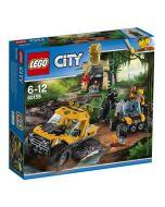 LEGO City Jungle Explorers Jungelsett – beltekjøretøy 60159