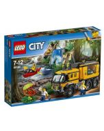 LEGO City Jungle Explorers Jungelsett – mobil lab 60160