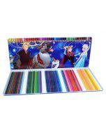 Disney Frozen fargeblyanter - 50 farger
